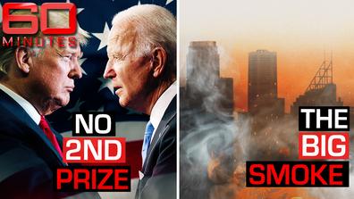 No 2nd Prize, The Big Smoke