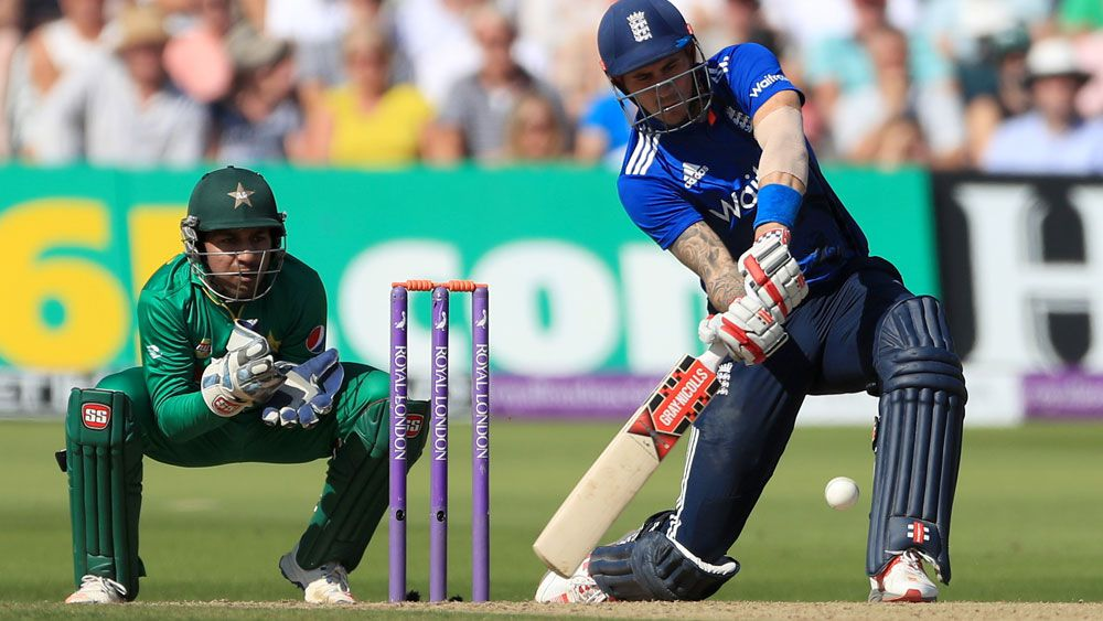 England smash records and Pakistan in ODI
