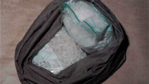 """Both men were found guilty of possessing a commercial drug supply after they """"ripped off"""" Mr Gao of 2.78kg of ice. (NSW Supreme Court via AAP)"""