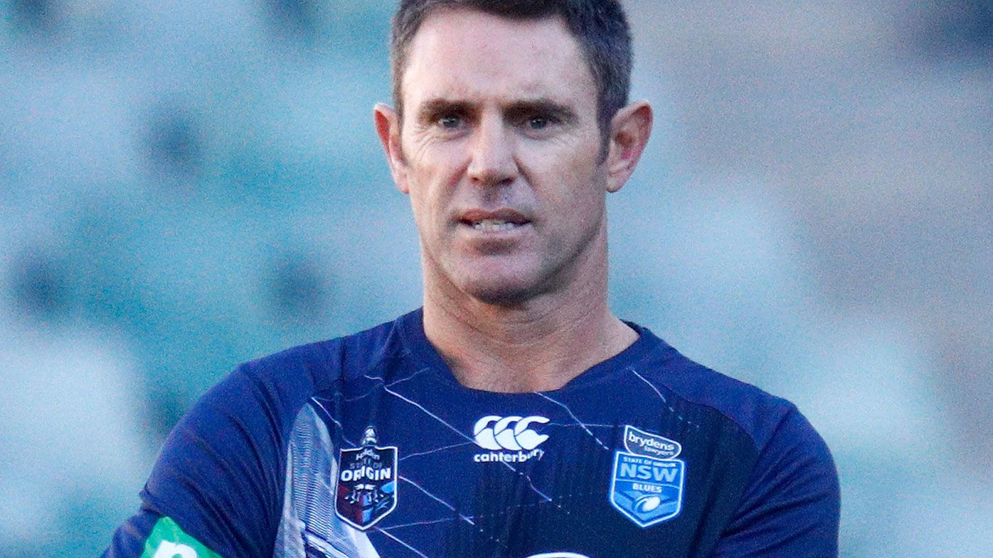 Brad Fittler extends New South Wales State of Origin coaching contract