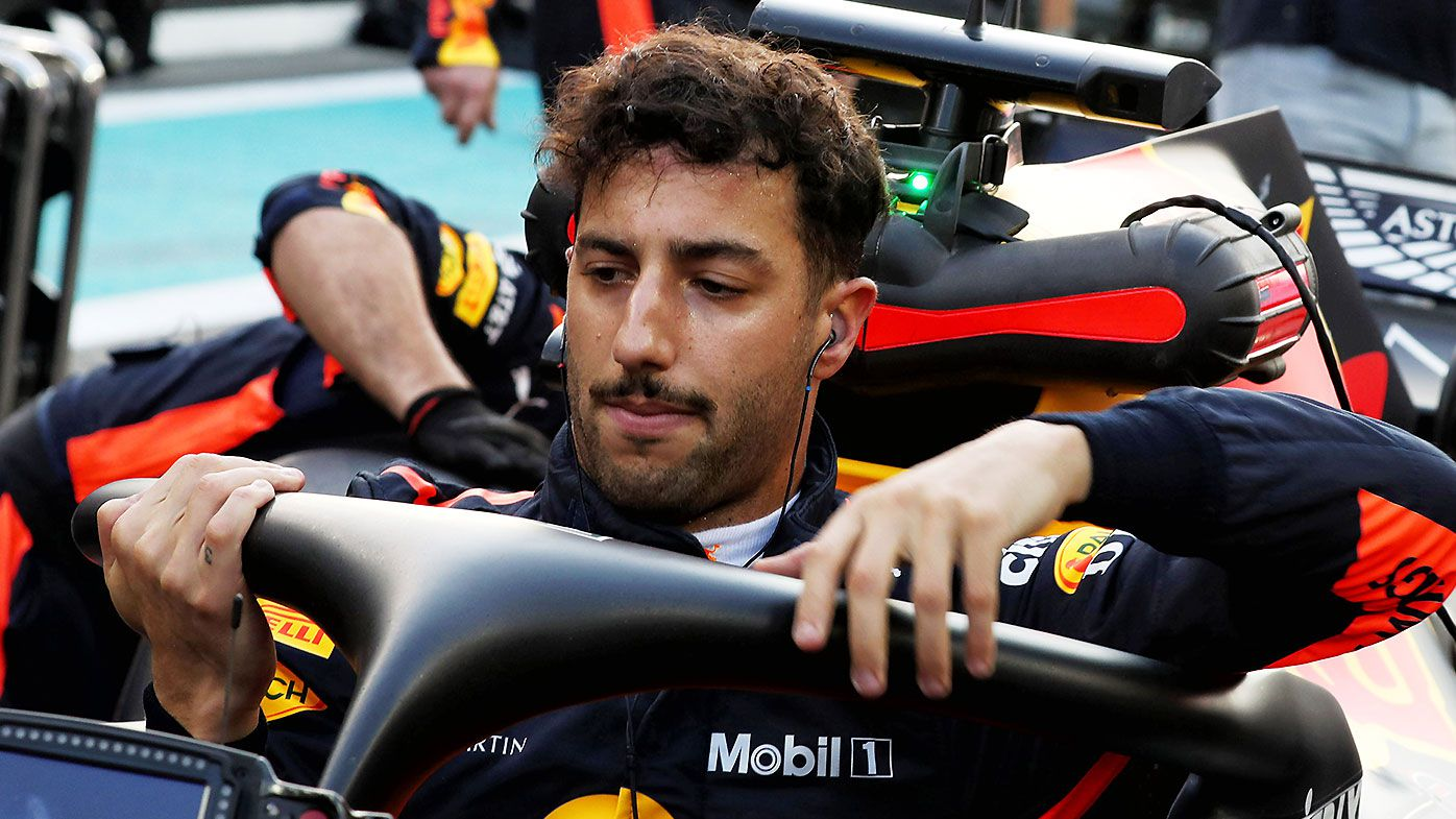 Daniel Ricciardo reveals sinister reason behind failed Ferrari move