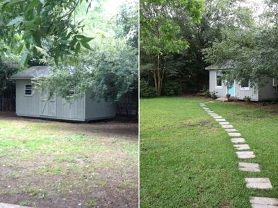 Backyard shed conversion: This tiny house renovation cost