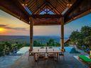 10. Luxury villa with 180 degree view pool, Singaraja, Bali