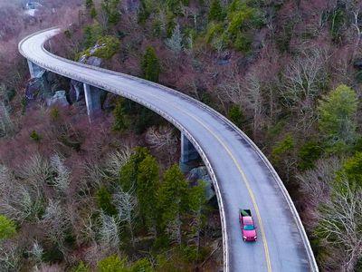 <strong>Linn Cove Viaduct, North Carolina</strong>