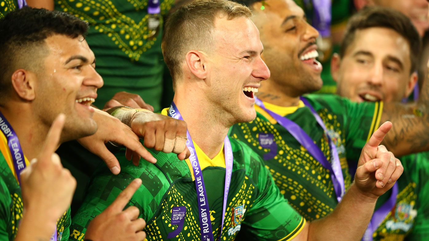 Australia claim World Nines crown