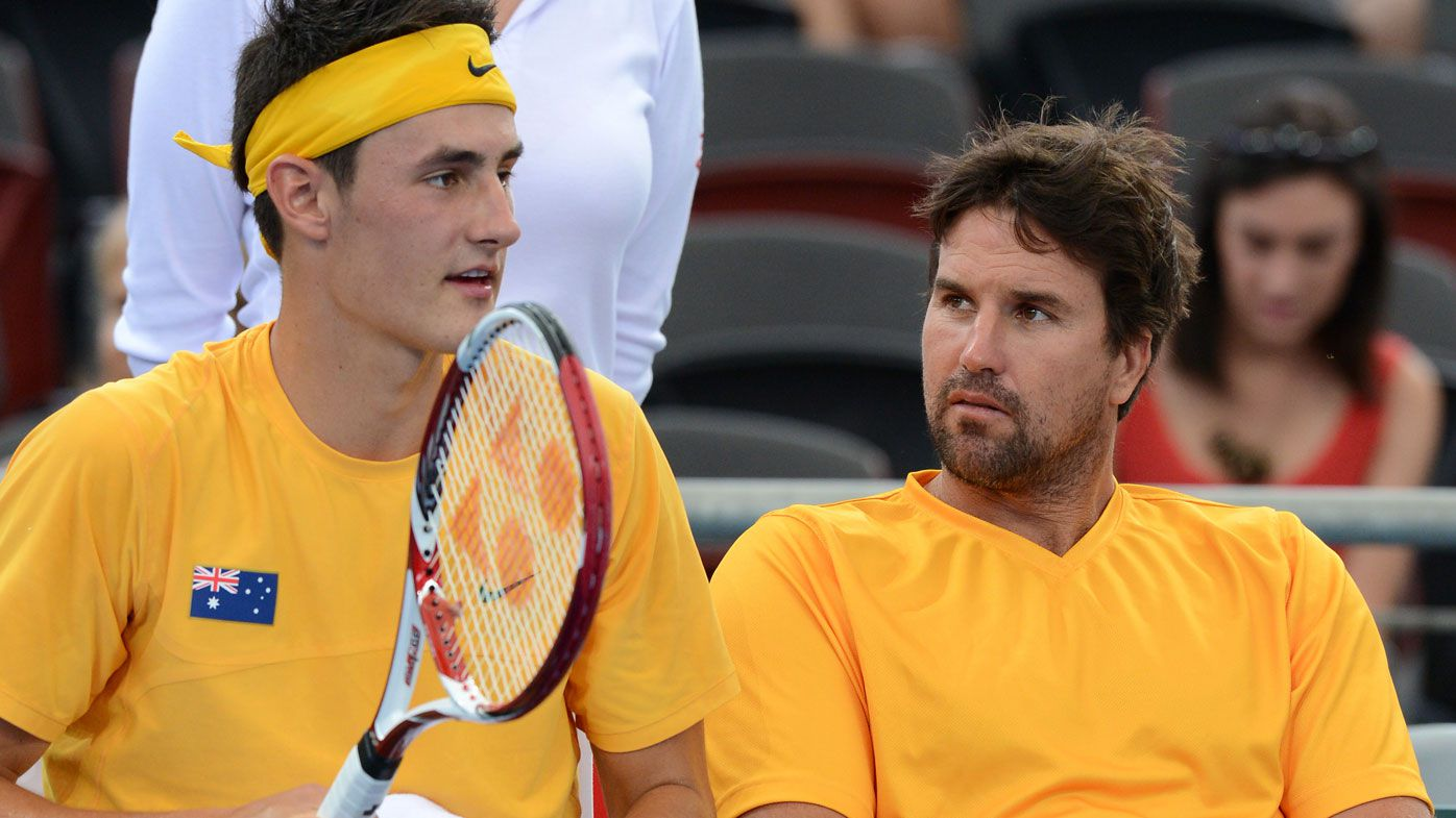 Pat Rafter explains how improved technology has hindered the development of juniors