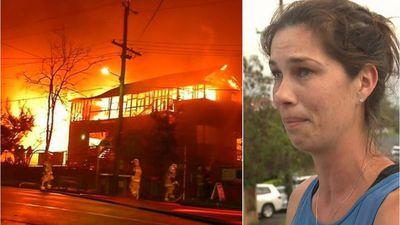 'It will hit hard': Suspicious fire guts historic Brisbane school
