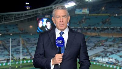 How to live stream State of Origin Game 2
