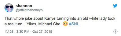 Michael Che, Caitlyn Jenner, Saturday Night Live, Weekend Update, comments, Twitter