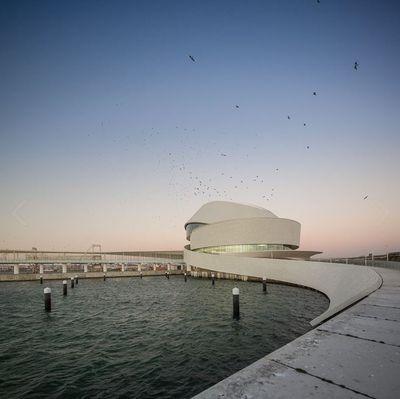<strong>Leixões Cruise Terminal by Luís Pedro Silva Arquitecto</strong>