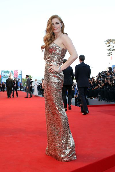 Venice Film Festival Red Carpet top 10 (plus one)