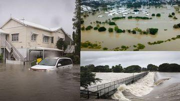 Townsville still flooding after dam opened