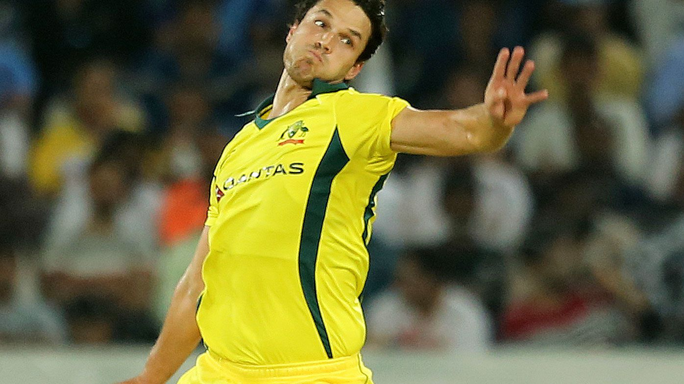 Nathan Coulter-Nile mystified by worrying illness ahead of World Cup