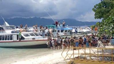 Bali enters coronavirus 'alert status'