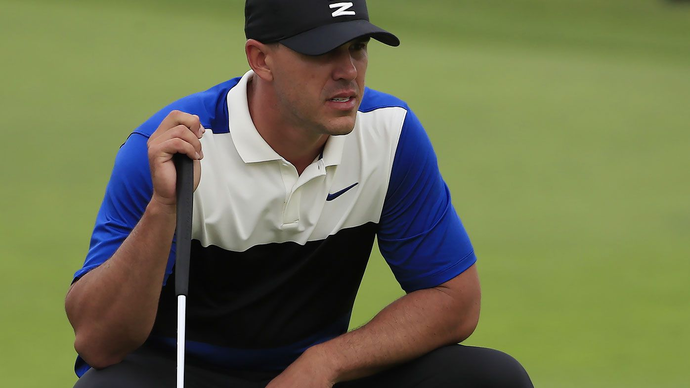 Brooks Koepka claimed his fourth major title at the US PGA.