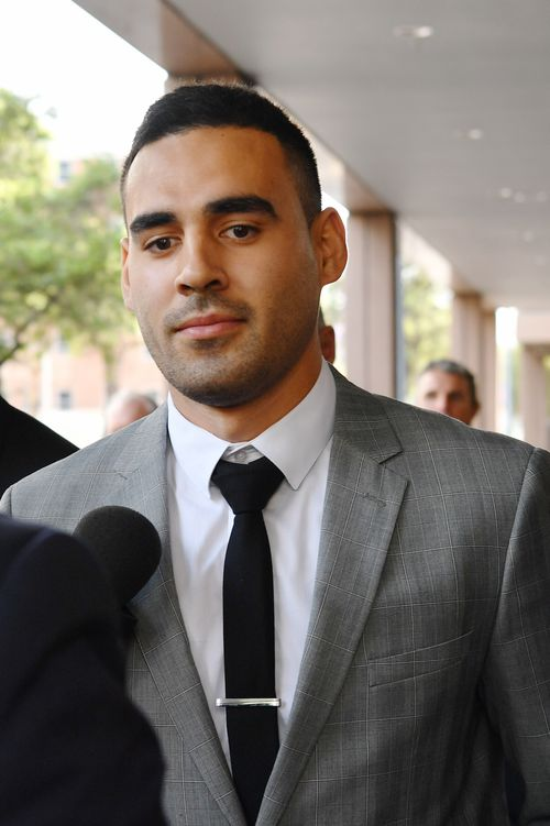 Penrith Panthers NRL player Tyrone May pleaded guilty to four charges relating to sex tapes that were filmed without consent.