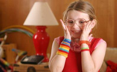 Abigail Breslin stars in the 2006 film Little Miss Sunshine.