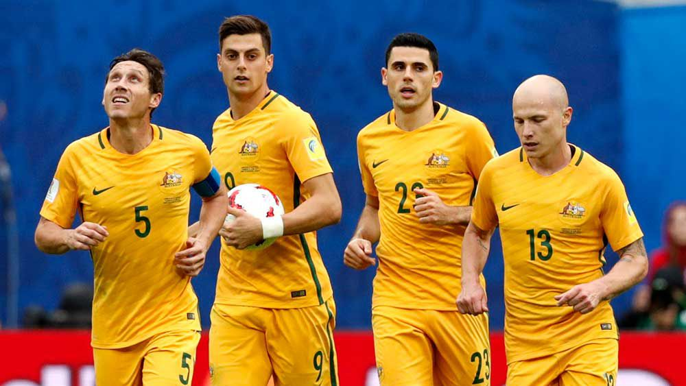 Cahill set for 100th Socceroos cap
