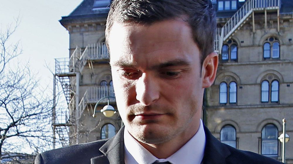 Sunderland star Adam Johnson. (AAP)