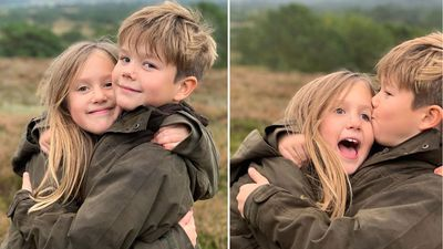 Prince Vincent and Princess Josephine turn 9