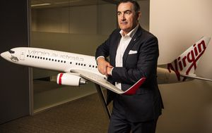 Virgin Australia's CEO to step down after life-saving takeover deal with Bain Capital finalises