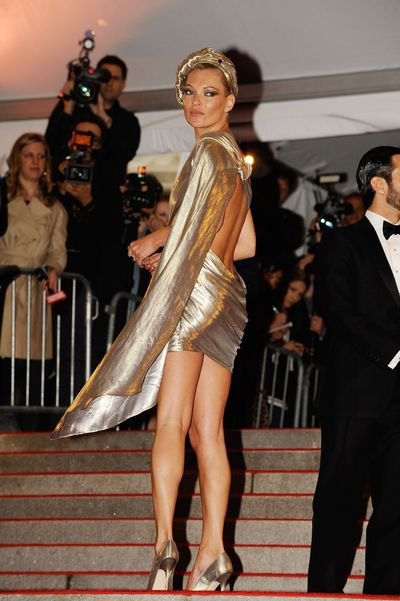 <p><strong><em>Kate Moss, 1974-present</em></strong></p> <p>Model</p>