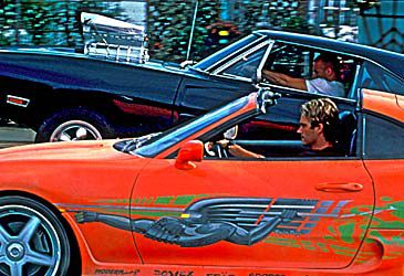 Daily Quiz: The first Fast & Furious film depicted street racing in which city?