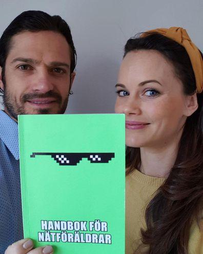 Swedish royals online safety handbook