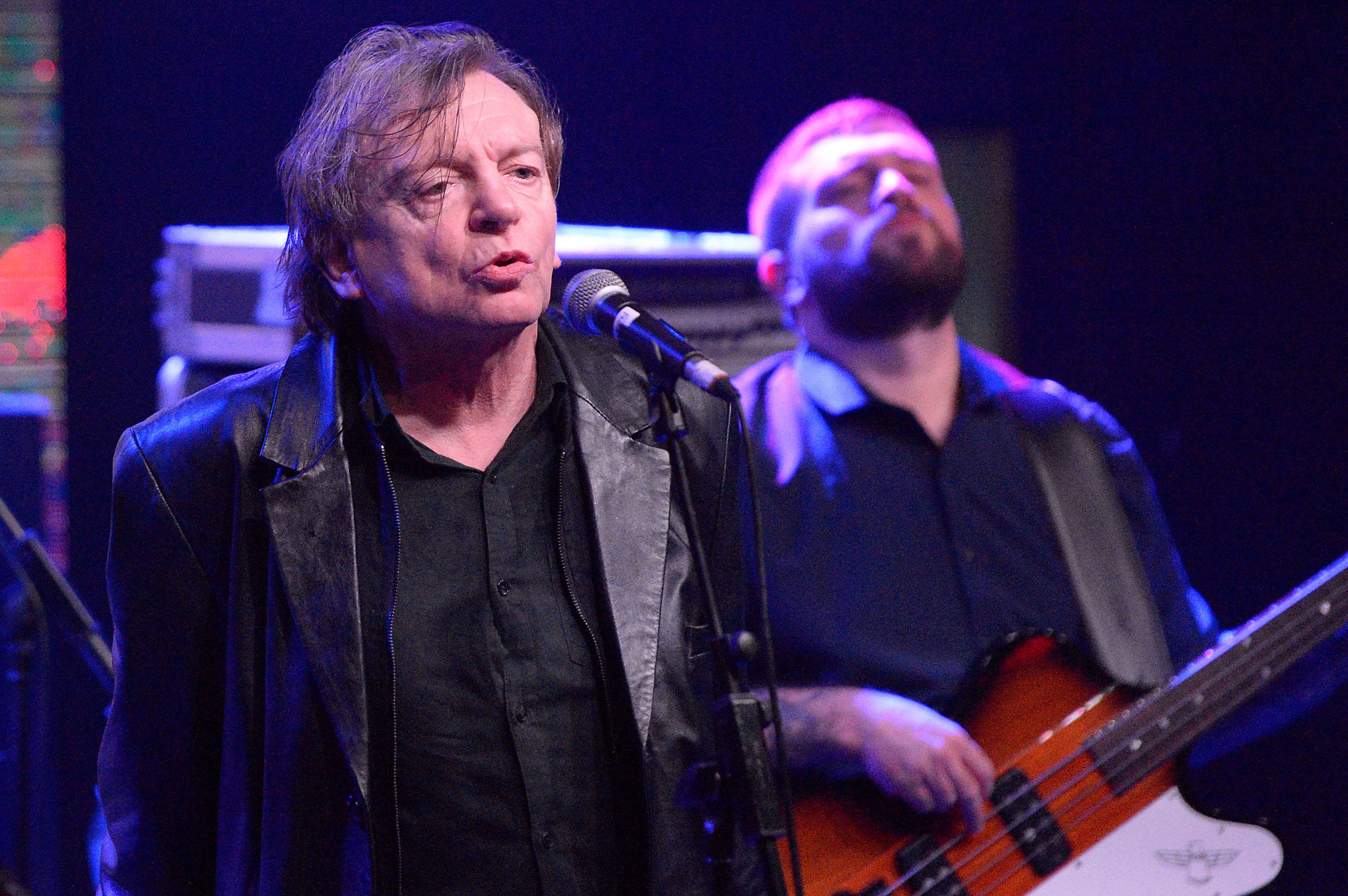 Smith, fractious frontman of the Fall, dead at 60