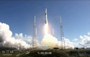 SpaceX successfully launches South Korean military satellite into space