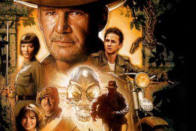 Indiana Jones and Kingdom of the Crystal Skull