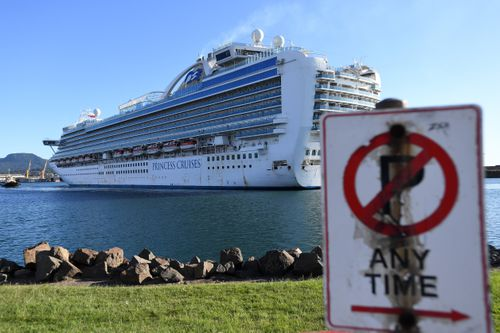 Australian cops board cruise ship blamed for 15 COVID-19 deaths