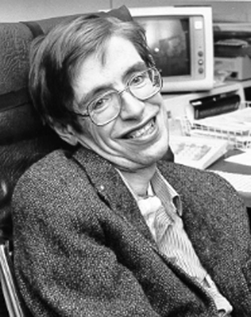 Professor Hawking was was responsible for numerous breakthroughs in physics and cosmology. (Supplied)