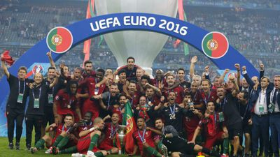 Portugal's 1-0 win over France in the UEFA Euro 2016 final sealed their first ever major trophy win. (AAP)