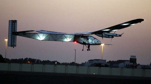 Pilots in UAE brace for first attempt at round-the-world solar flight