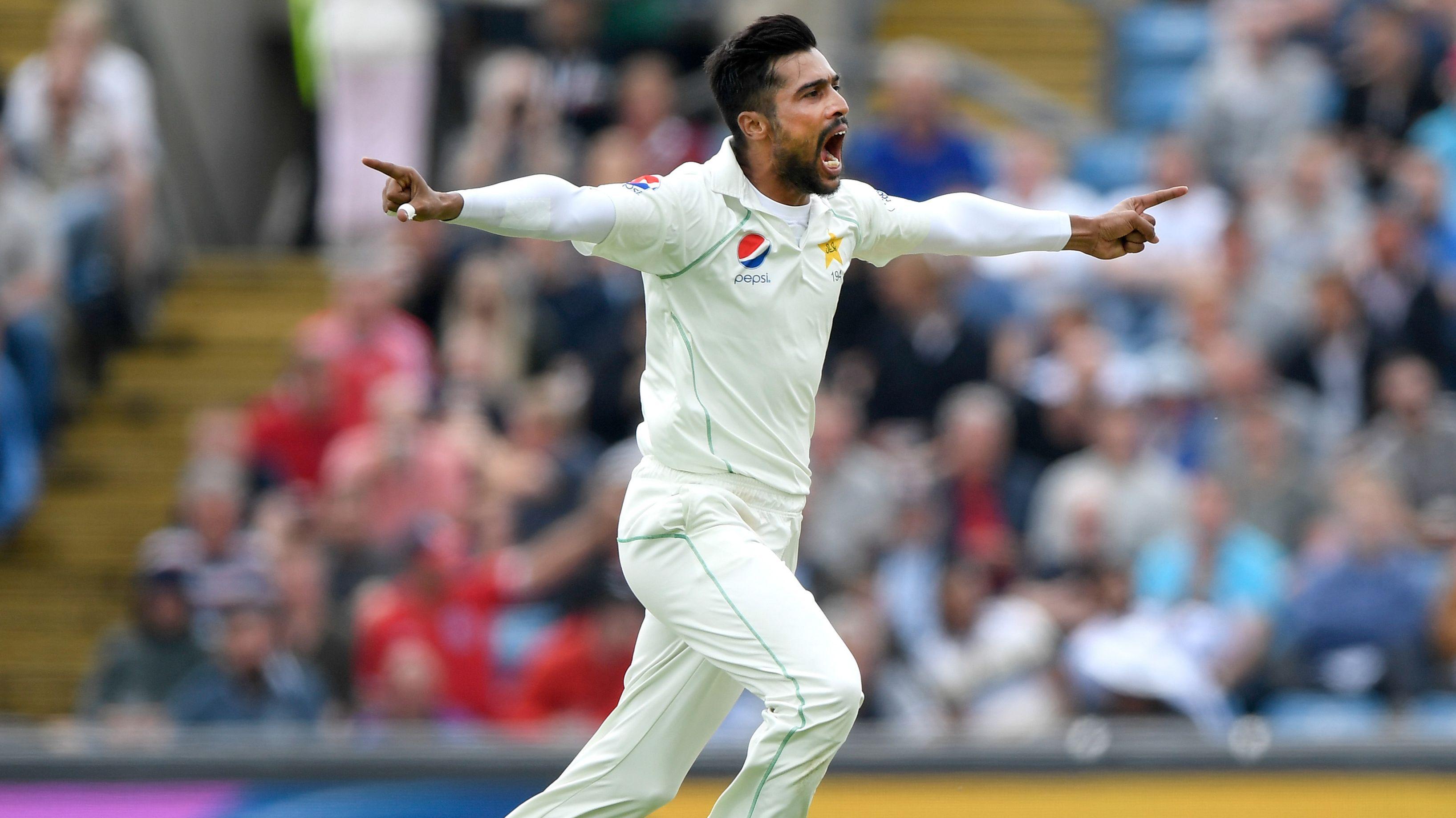 Pakistan star Mohammad Amir retires from international cricket, citing 'mental torture'