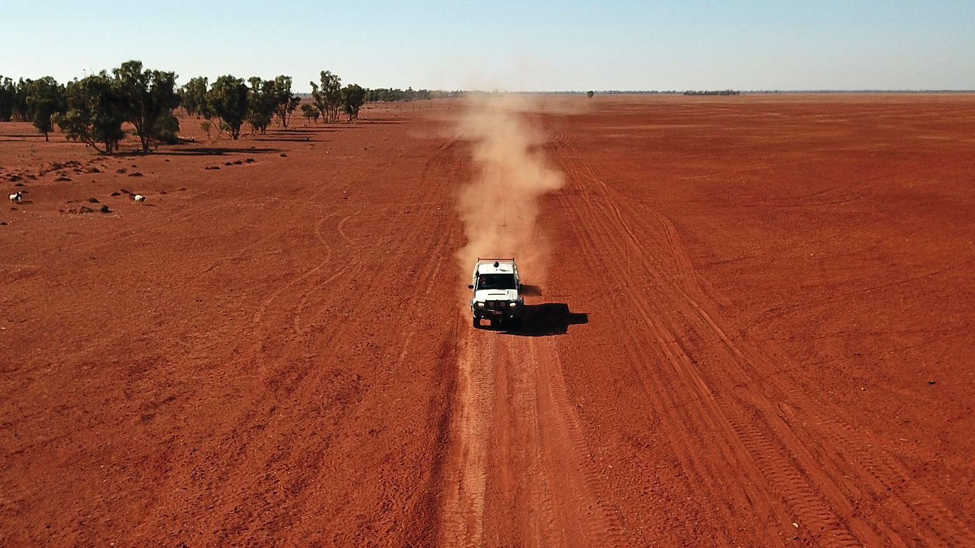Drier and warmer summer for fire-prone Australia