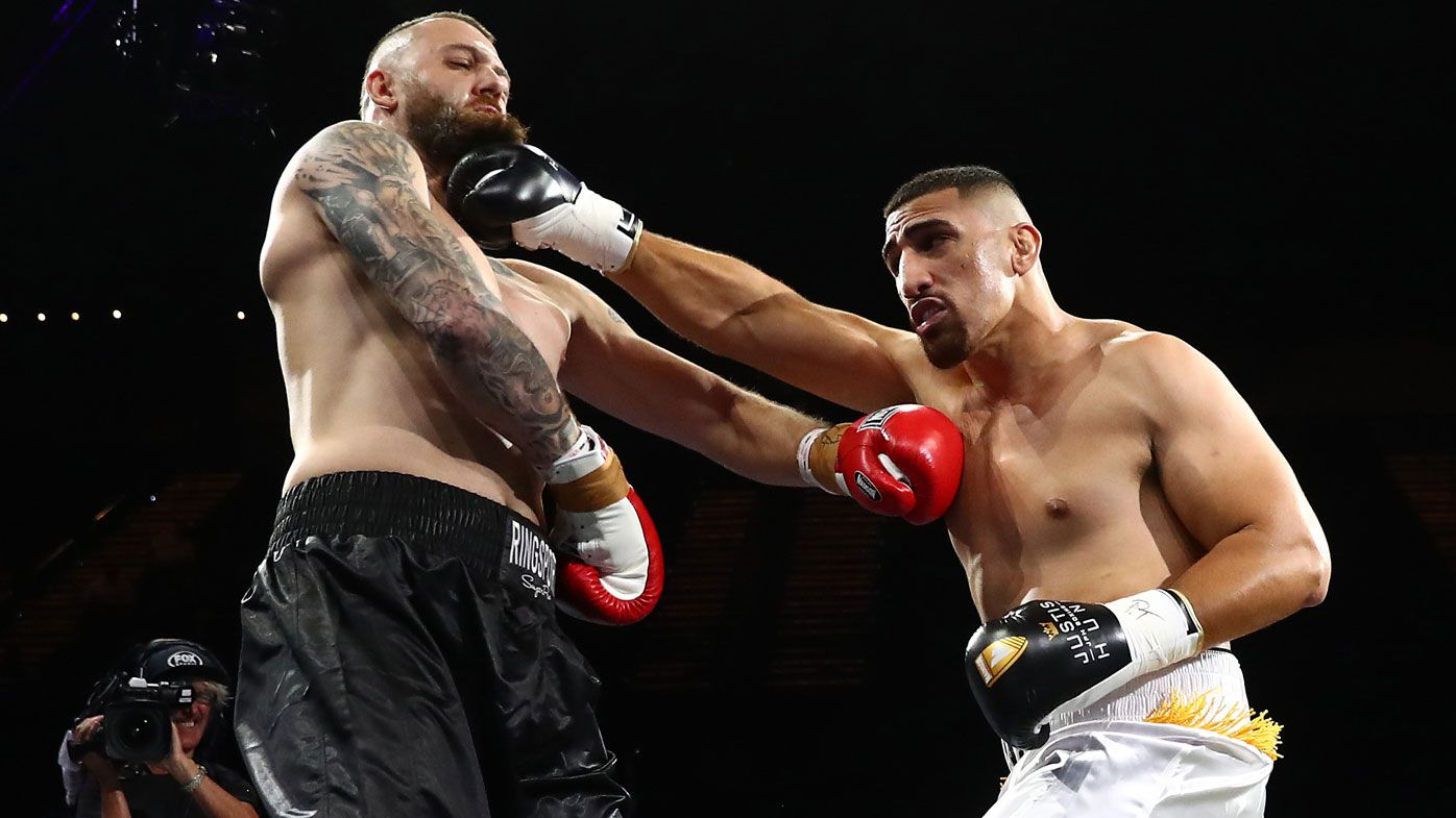 EXCLUSIVE: Justis Huni stunned by 'scared' Gallen's comments after Browne demolition