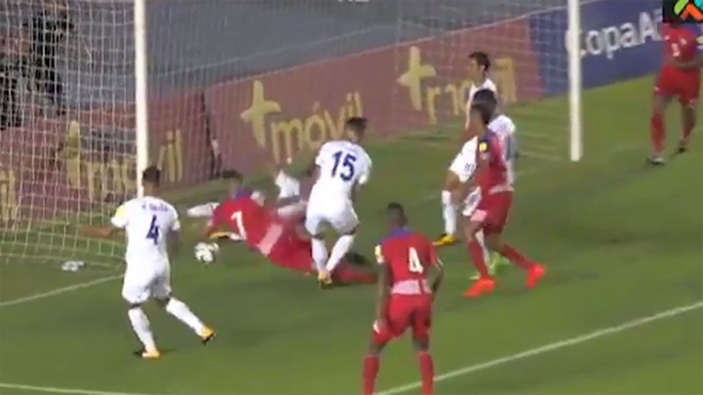 Panama 'ghost goal' helps eliminate USA from 2018 Russia World Cup