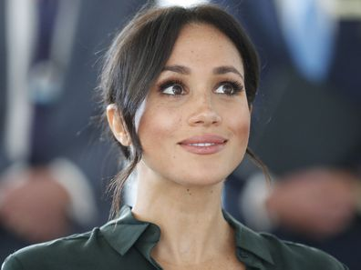 Meghan Markle/The Duchess of Sussex in 2018