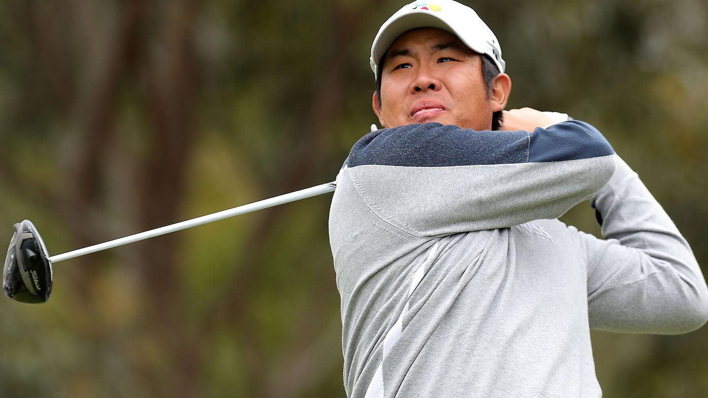 South Koreans eye off lucrative golf purse as Belgium storm ahead at World Cup of Golf