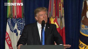 """Donald Trump calls terrorists """"losers"""""""