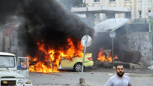 Death toll from coordinated ISIL bombings in coastal Syria rises to at least 148