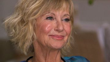 Olivia Newton-John reveals life with stage four cancer