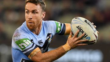 Maloney addresses Origin injury concerns