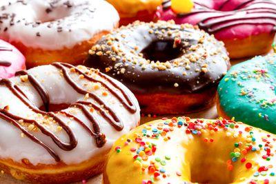 Eat less added sugar