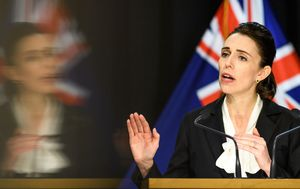 New Zealand's Deputy Prime Minister says quarantine breach may be behind new outbreak