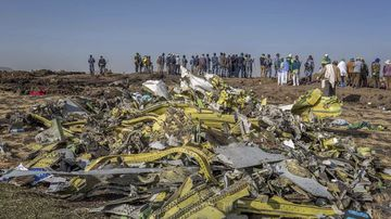 Untrained pilots' desperate search for answers before 346 people killed