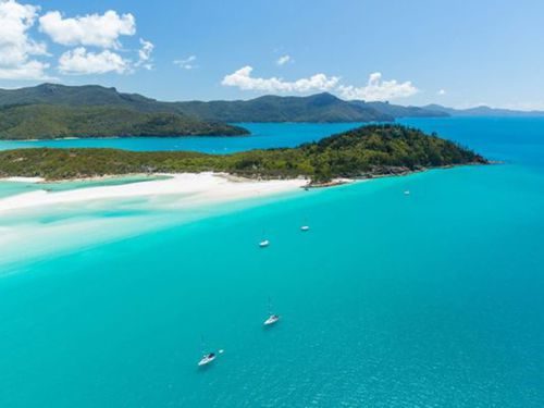 Whitsundays an 'investment paradise' for southern buyers