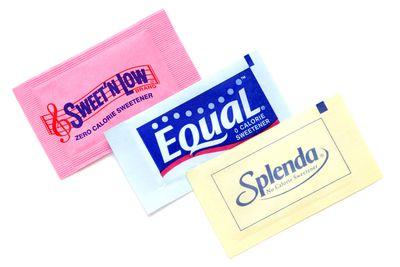 Beware of artificial sweeteners